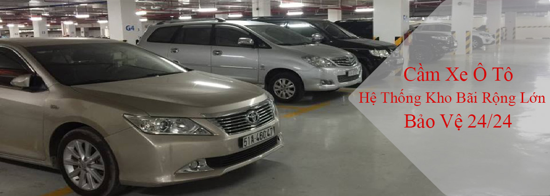 Dịch vụ cầm xe ô tô